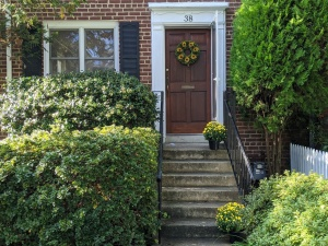 Townhouse for Sale in desirable Rosemont neighborhood in Alexandria, VA